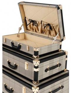 Casa Padrino Koffer 3er Set - Luxus Qualität - Vorschau 2