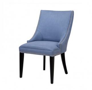 Casa Padrino Luxus Esszimmer Stuhl Hellblau - Luxus Hotel Möbel