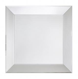 Casa Padrino Luxus Spiegel / Wandspiegel 89 x H. 89 cm - Luxus Kollektion