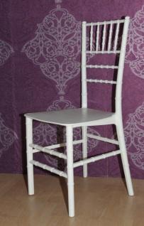 Casa Padrino Polycarbonat Designer Stuhl - Ghost Chair Weiß - Acyrl Möbel - Geisterstuhl - Ghost Stuhl *** Angebot*** - Vorschau 2