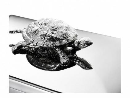 Casa Padrino Luxus Beauté Box Schildkröte 33 x 22 x H. 13, 5 cm - Schmuckkasten - Schmuckkästchen - Schmuckschatulle - Vorschau 3