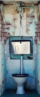 Tür 2.0 XXL Wallpaper für Türen 20024 WC - selbstklebend- Blickfang für Ihr zu Hause - Tür Aufkleber Tapete Fototapete FotoTür 2.0 XXL Vintage Antik Stil Retro Wallpaper Fototapete - Vorschau 2