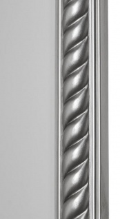 Casa Padrino Barock Wohnzimmer Spiegel / Wandspiegel Antik Silber 72 x H. 132 cm - Barockmöbel - Vorschau 2