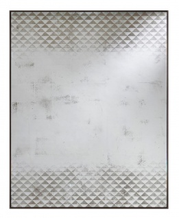 Casa Padrino Designer Wandspiegel 80 x H. 100 cm - Luxus Kollektion