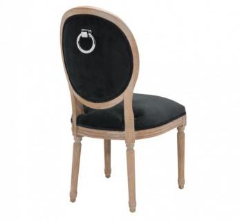 Casa Padrino Luxus Buchenholz Esszimmerstuhl - Luxus Qualität - Vorschau 2