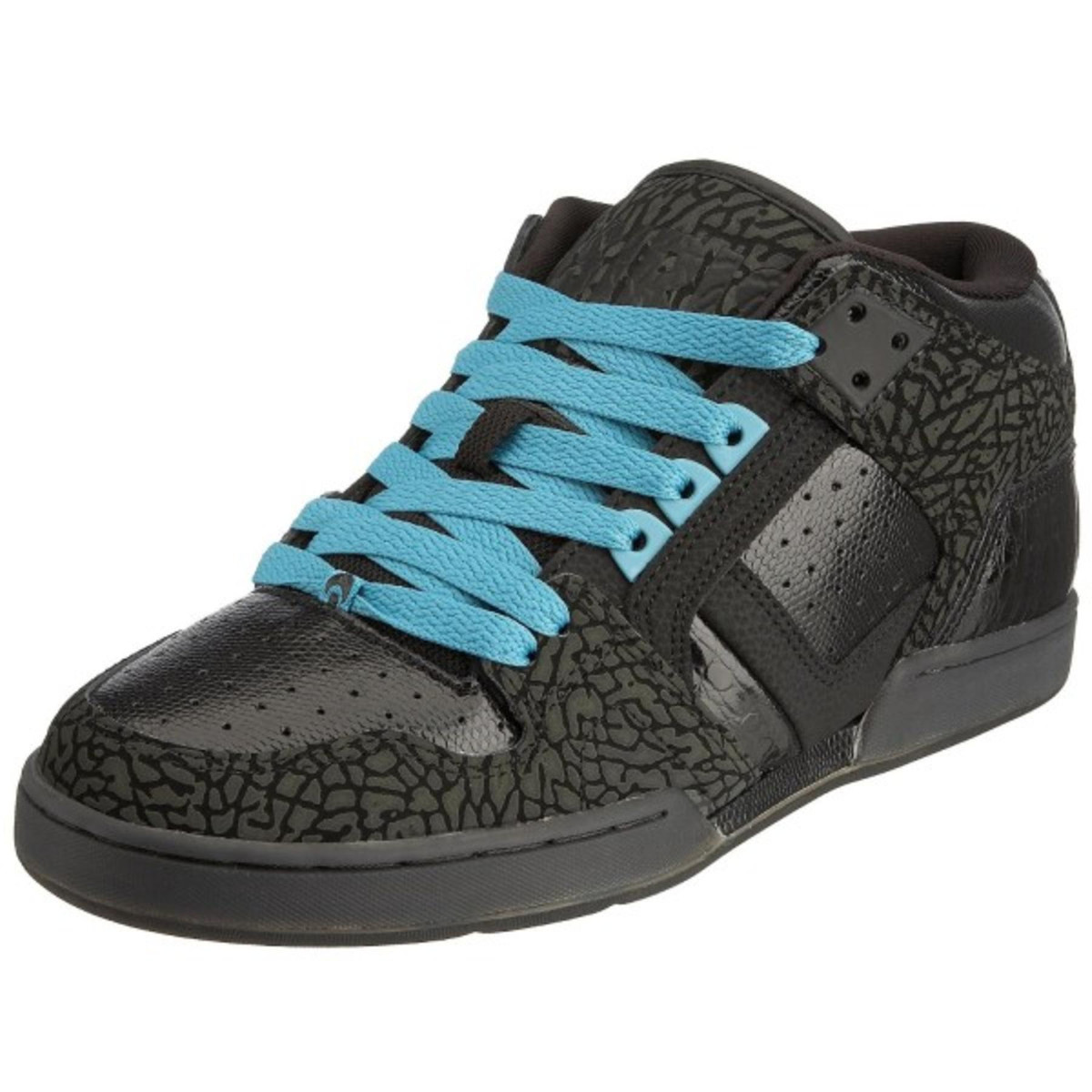 9223812a476 Osiris Skateboard Schuhe South Bronx Black/Grey/Pagoda - Kaufen bei ...