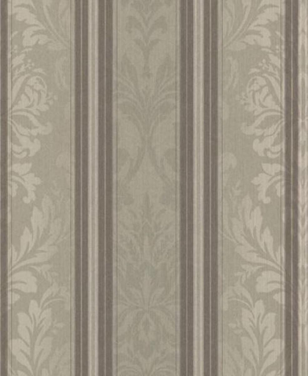 Casa Padrino Barock Textiltapete Hellgrau Grau Taupe 10 05 X 0 53 M Wohnzimmer Tapete Deko Accessoires Kaufen Bei Demotex Gmbh