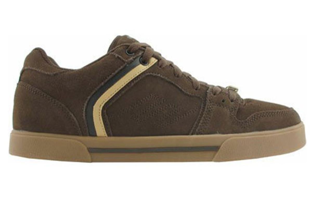 Emerica Skateboard Schuhe KSL DOS braun braun Tan