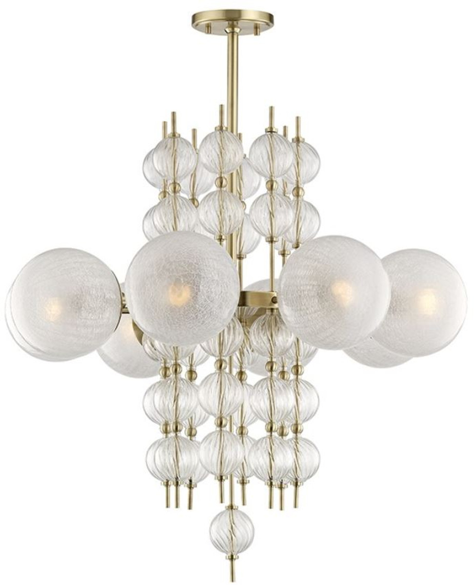 Kronleuchter Mit Lampenschirmen Moderne Kronlechter Hier: Casa Padrino Luxus Kronleuchter Antik Messing Ø 85 X H. 82