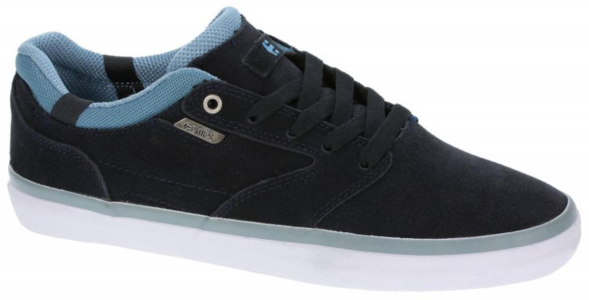 Etnies Skateboard Schuhe Freeport Navy Blau Weiß