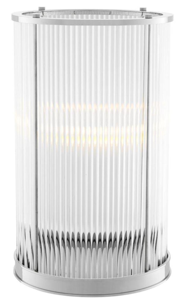 Casa Padrino Kerzenleuchter Silber 23 X H 37 5 Cm