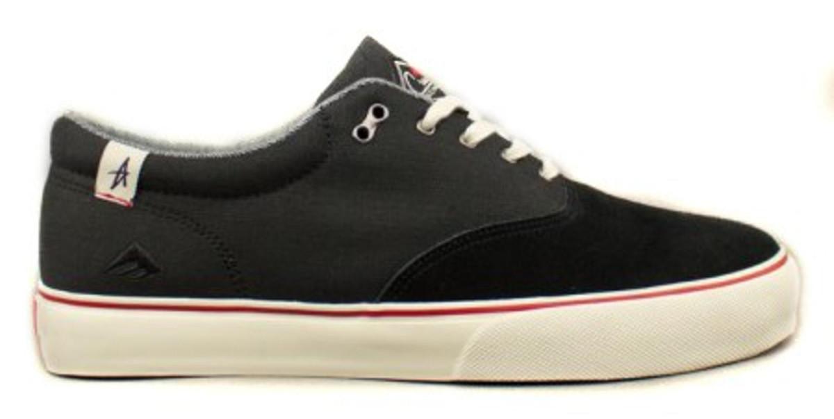Emerica Skateboard Schuhe Reynolds Cruisers Altamont schwarz   Tan