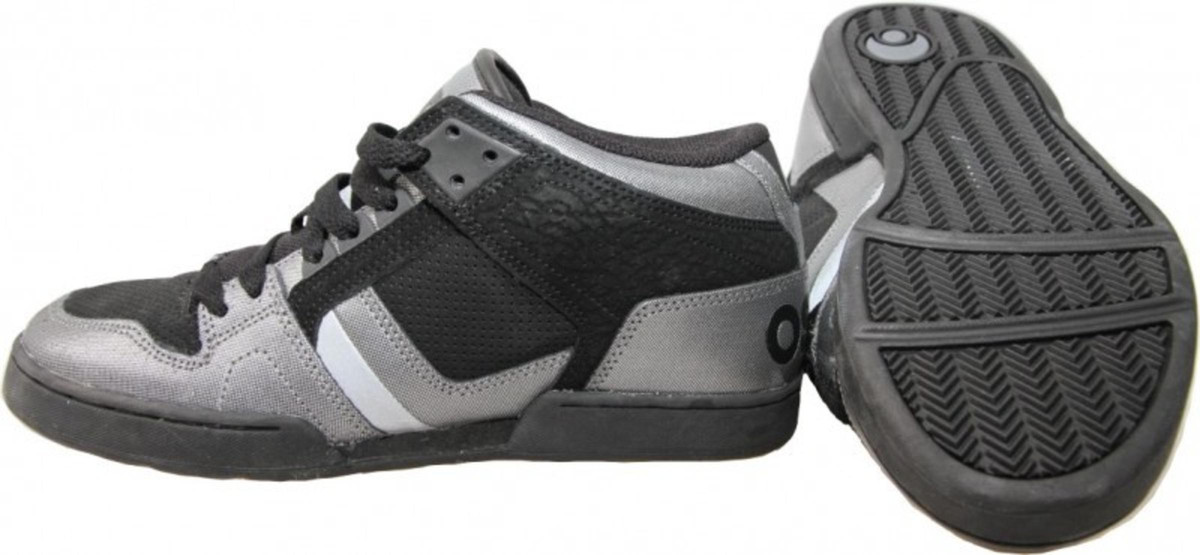 431e785527d Osiris Skateboard Schuhe South Bronx CHR/Black/Silver - Kaufen bei ...