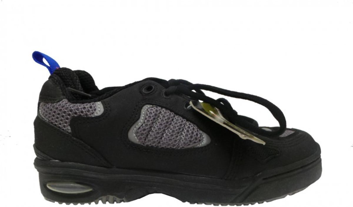 Sykum Sport Schuhe Deluxe schwarz grau Navy