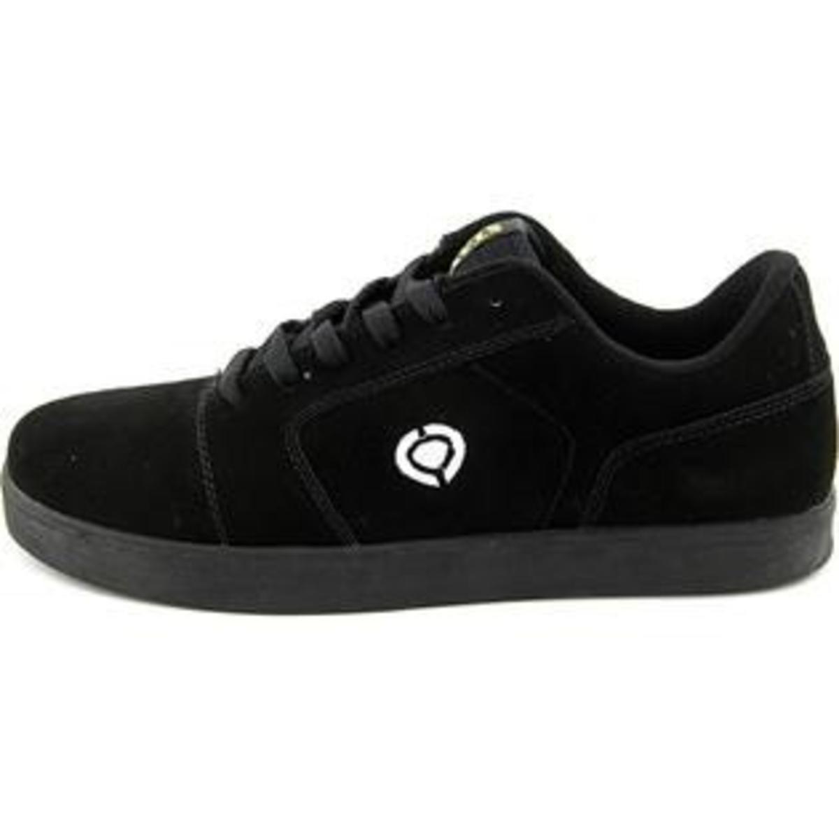 C1rca Skateboard Schuhe IV BWLC schwarz