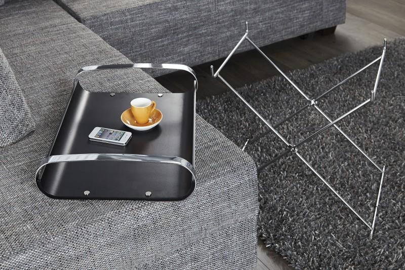 Casa padrino designer beistelltisch mit abnehmbaren for Designer beistelltisch klassiker