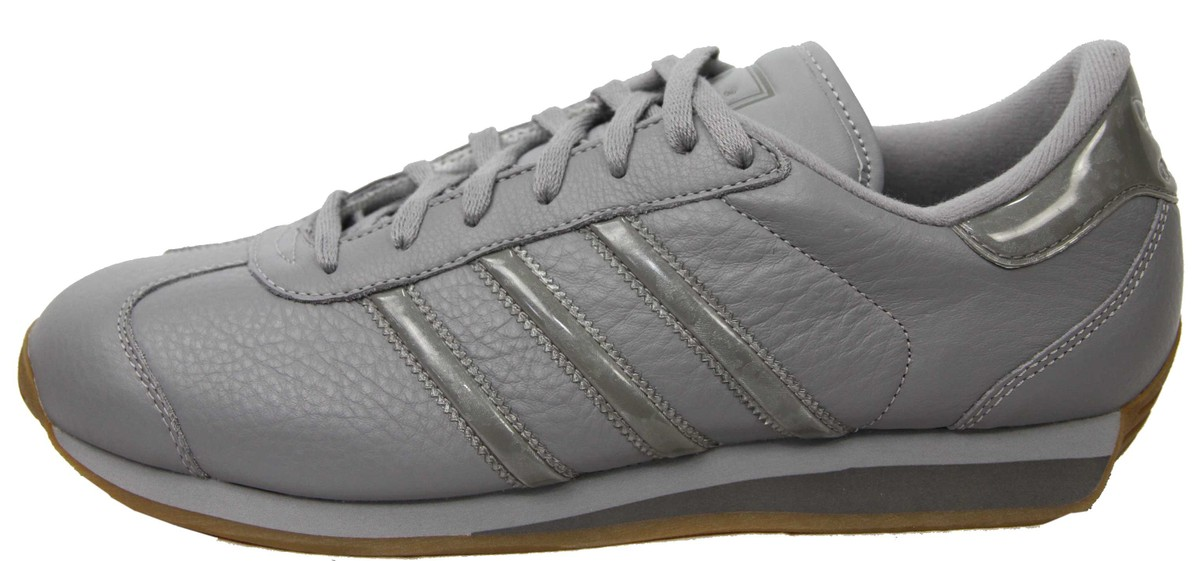 promo code 7a005 3d4ae Adidas Herren Sportschuhe Country DRC Lifestyle Alum2 / Flint / Country  Sneaker Sneakers Trainers Schuhe Grau