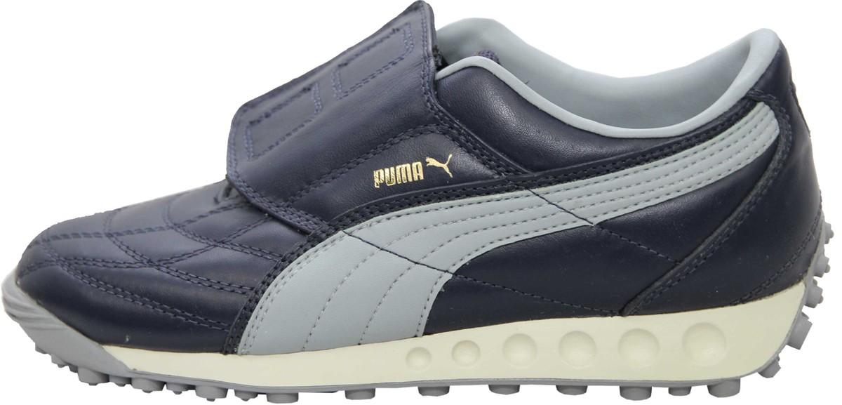 präsentieren Ruf zuerst große Auswahl an Designs Puma Schuhe Avanti V Insignia Blue / Gray / White - Sneaker Sneaker Schuhe  - Laufschuhe