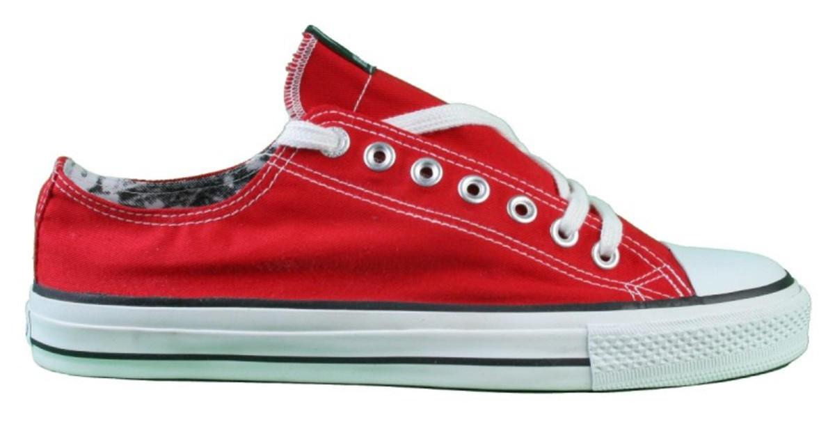 Osiris Skateboard Schuhe 1904 rot   Weiß