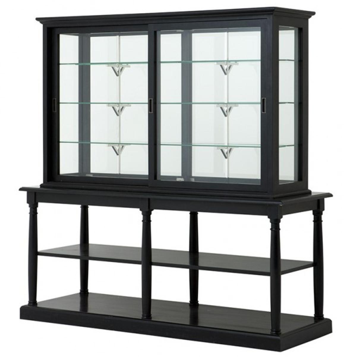 luxus glasvitrine mit ablage ladeneinrichtung shop hotel mobel nortbrook luxus kategorie eichenholz