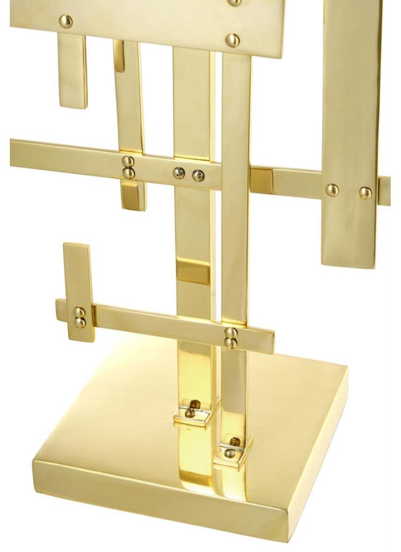 Casa Padrino Designer Hotel Tischlampe Gold
