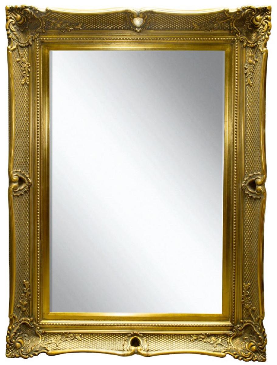 Casa Padrino Barock Spiegel Gold 91 X H 120 Cm Prunkvoller
