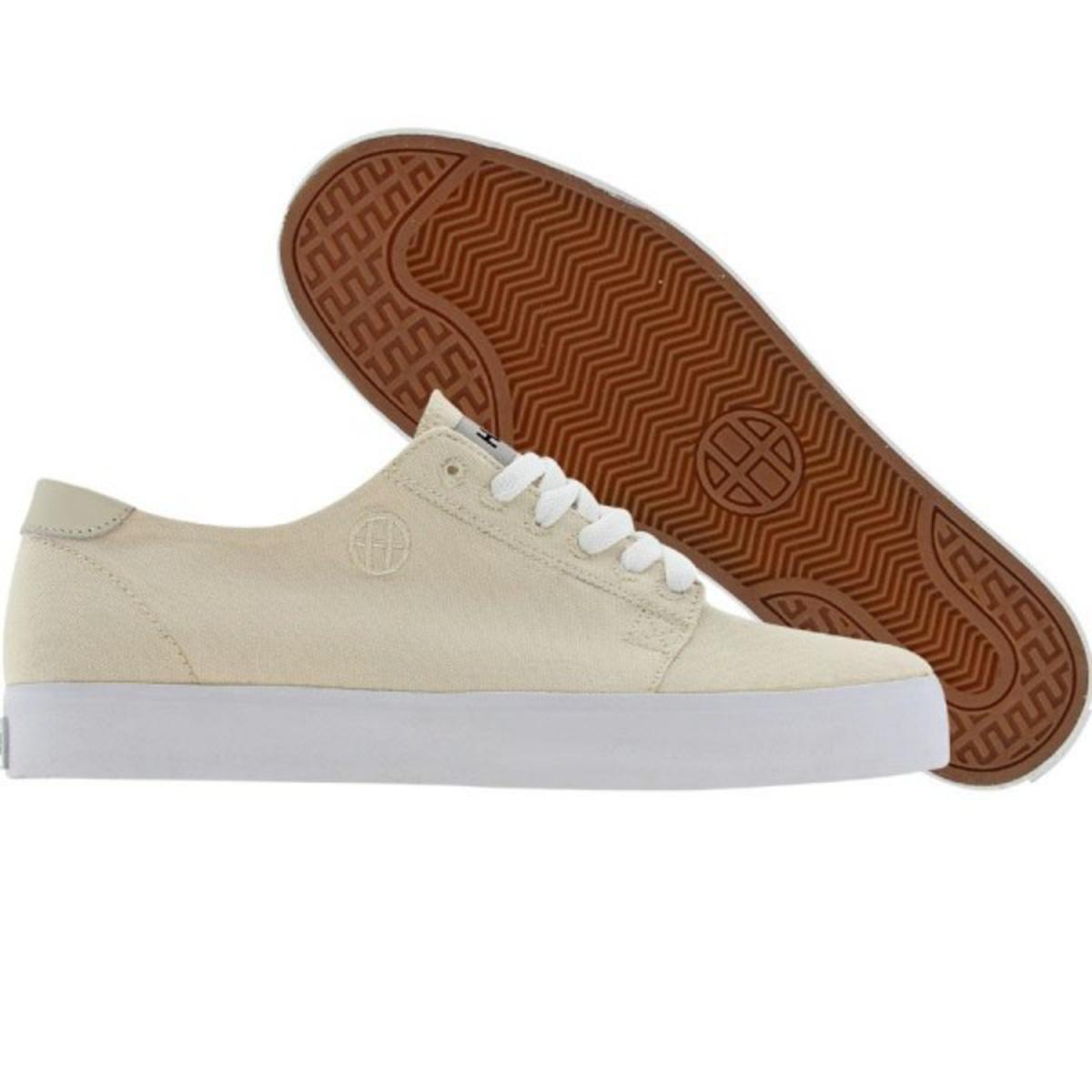 HUF Skateboard Schuhe Morton Light grau Turnschuhe schuhe Turnschuhe Light grau