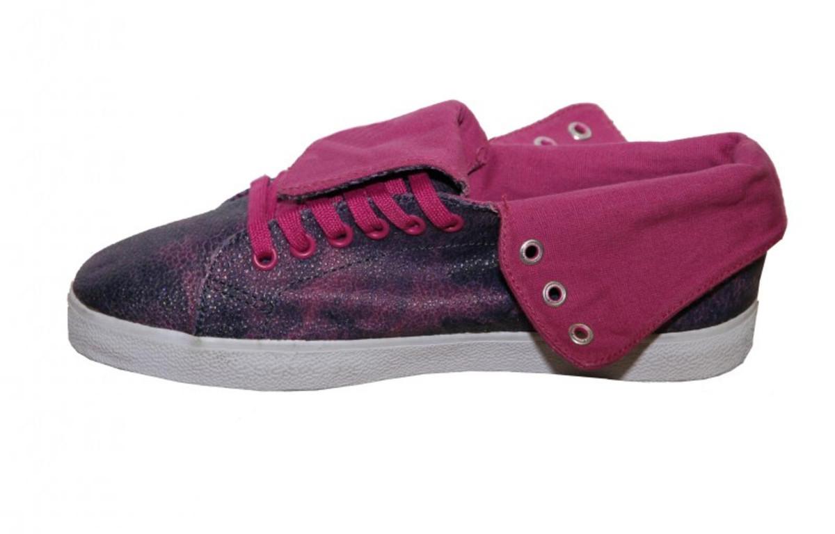 Circa Skateboard Damen Schuhe NATHTW Rosa lila lila lila 0dd464