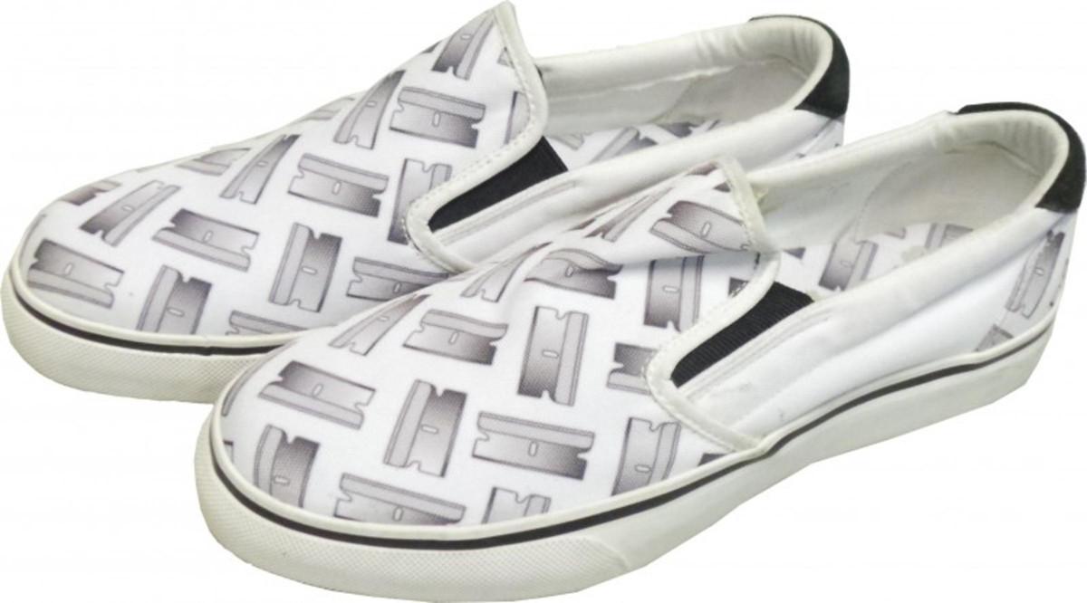 Osiris Skateboard Schuhe   Slip On Scoop Scoop Scoop   Schwarz Weiß 33c774