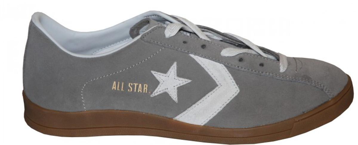 Converse Skateboard Schuhe All Star Trainer Ox Phaeton Gery   Cloud grau Turnschuhe schuhe