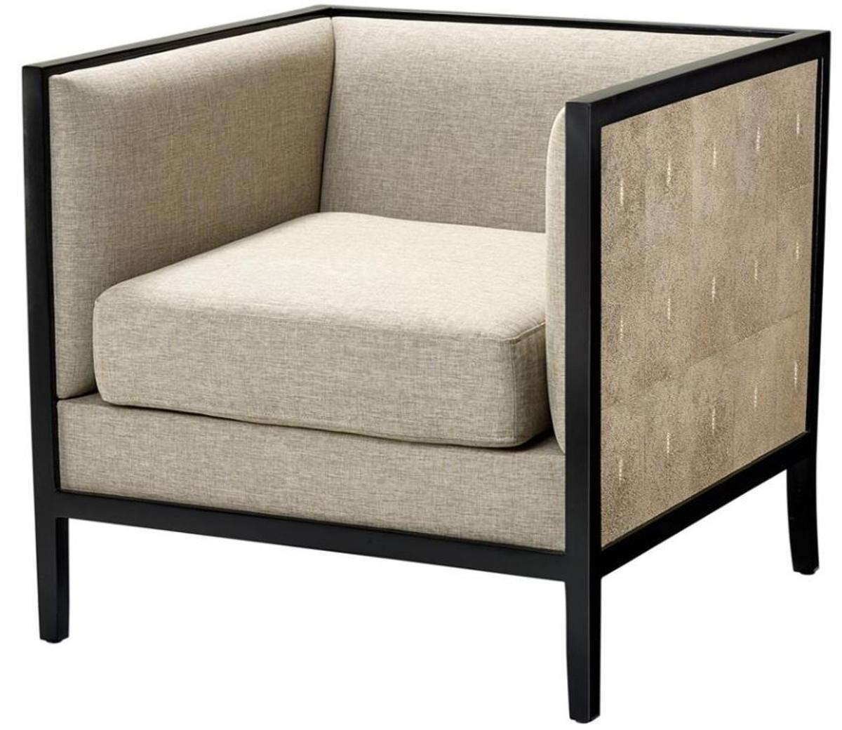 Casa Padrino Luxus Sessel Grau Designer Hotel Mobel Kaufen Bei
