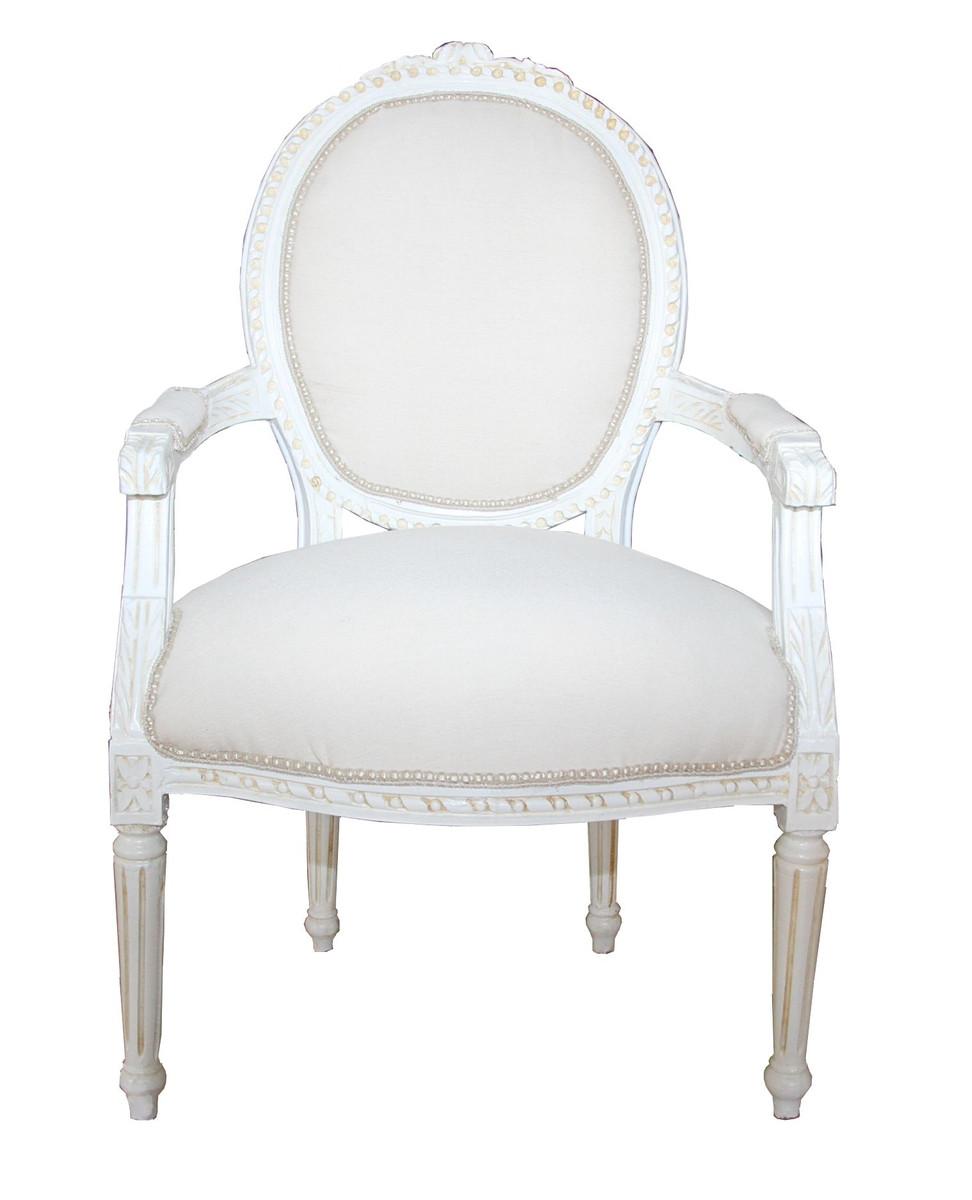 Geräumig Esstischstuhl Weiß Referenz Von Casa Padrino Barock Salon Stuhl Antik Stil