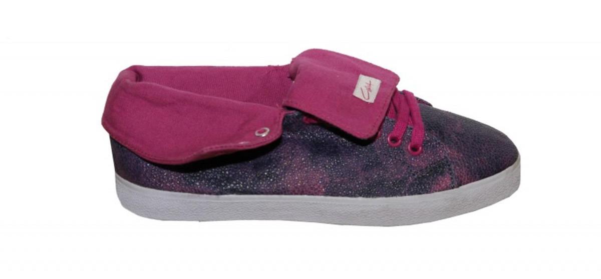 Circa Skateboard Damen Schuhe NATHTW Rosa lila
