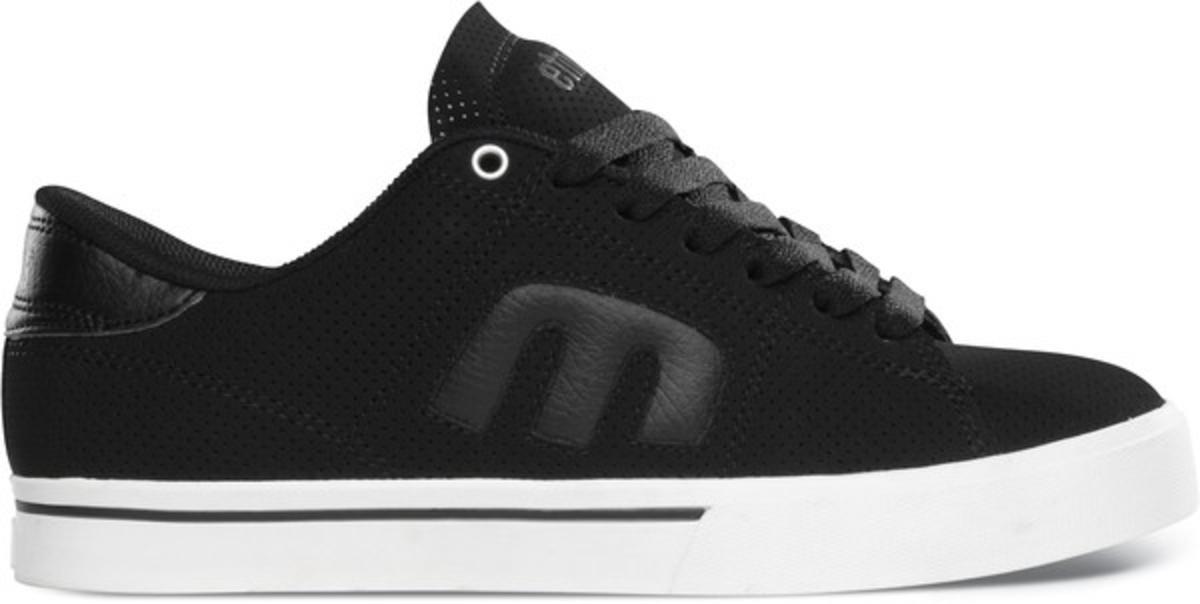 Etnies Skateboard Schuhe Santiago 1.5 schwarz Etnies schuhe