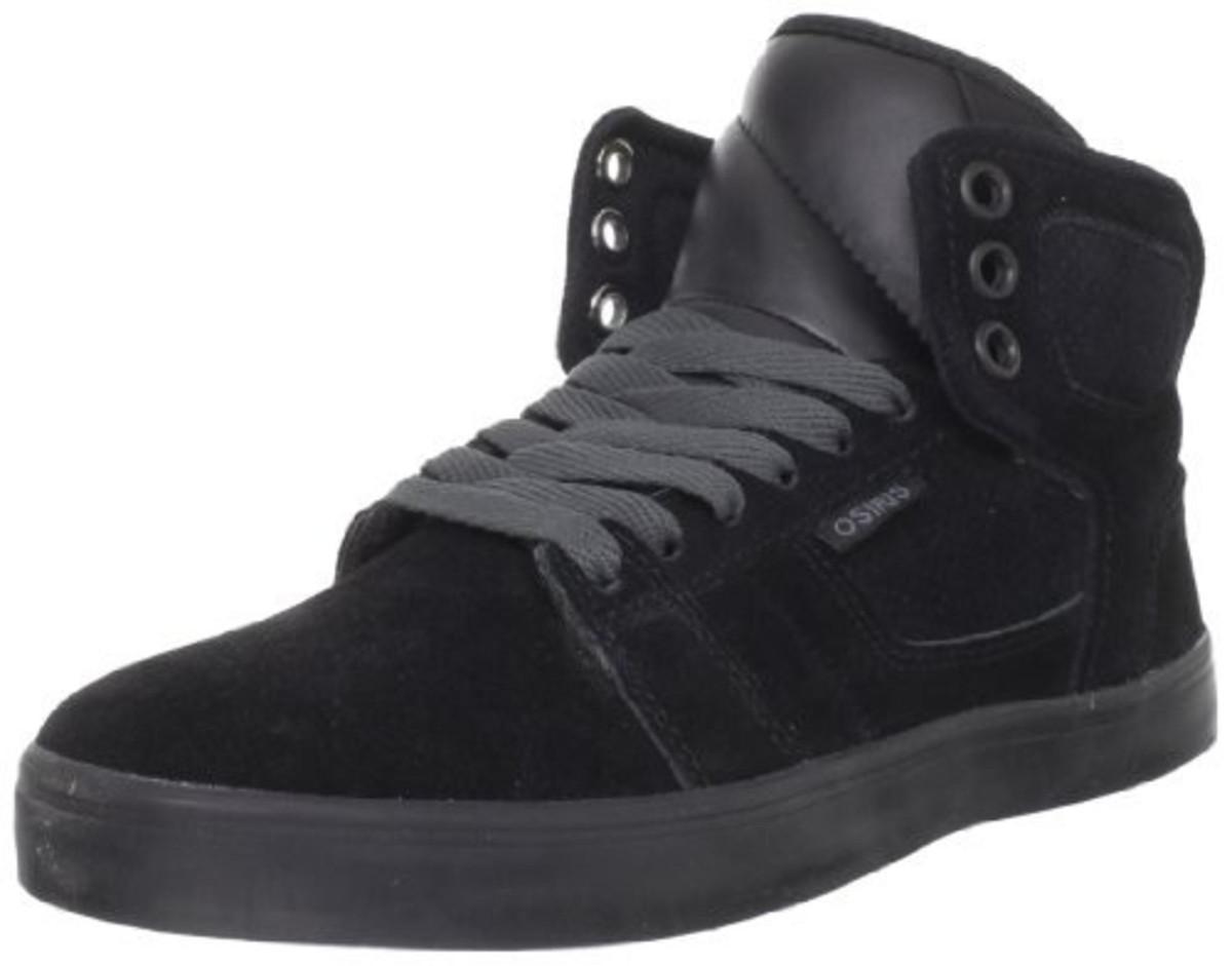 Osiris Skateboard Skateboard Skateboard Schuhe-- Effect-- schwarz schwarz schwarz 65c4de