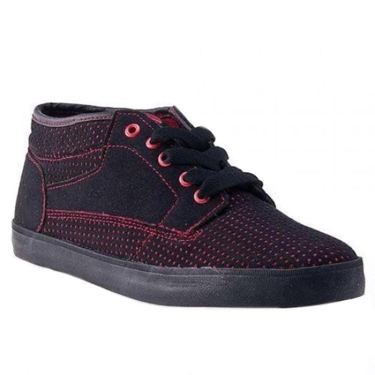 Osiris Skateboard Schuhe Chaveta schwarz rot rot rot BRZ f4a791