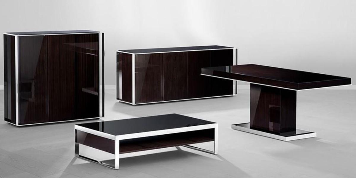 Casa Padrino Designer Schrank 200 X 52 X H 80 5 Cm Luxus