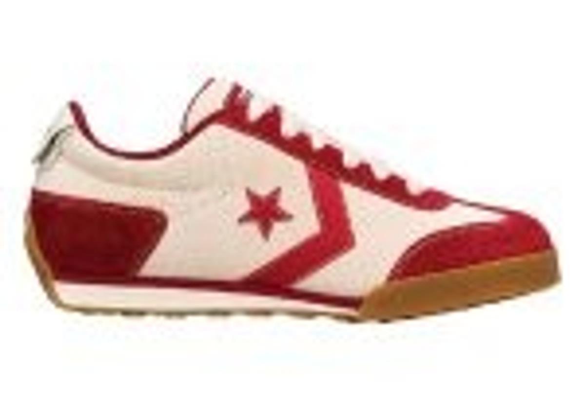Converse Damen Schuhe MT Star 1 OX Prch Brnt Rd Skateboard Turnschuhe schuhe
