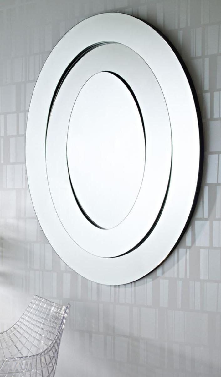 Casa Padrino Luxus Designer Spiegel Wandspiegel 95 X H 123 Cm