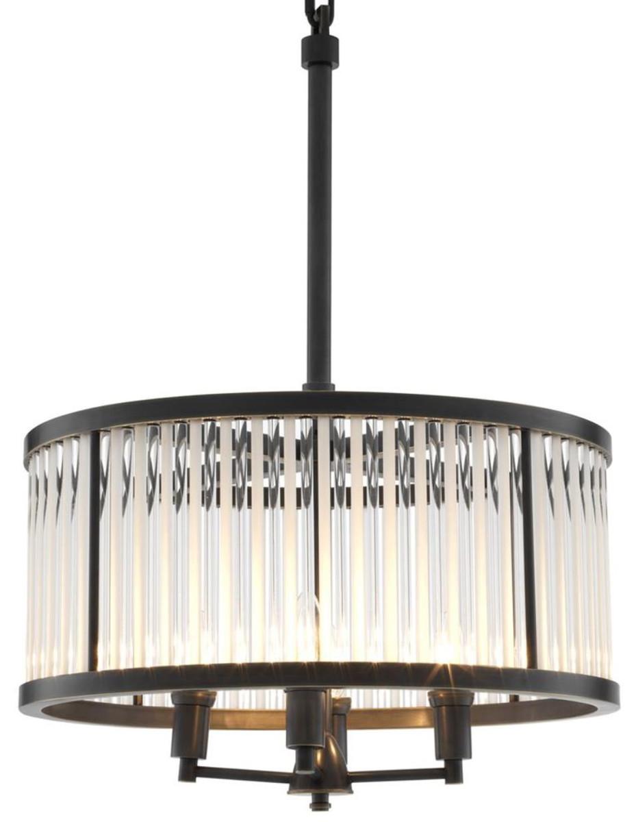 Casa Padrino Luxus Kronleuchter Bronze 52 X H. 74 Cm   Designer Wohnzimmer  Möbel 1 ...