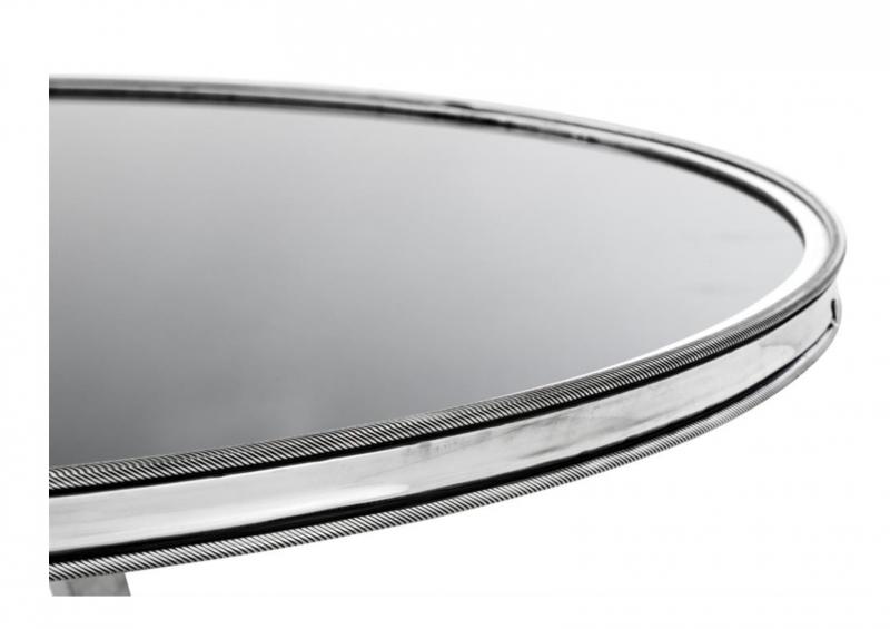 Beistelltisch antik silber  Casa Padrino Luxus Art Deco Designer Beistelltisch Antik Silber ...