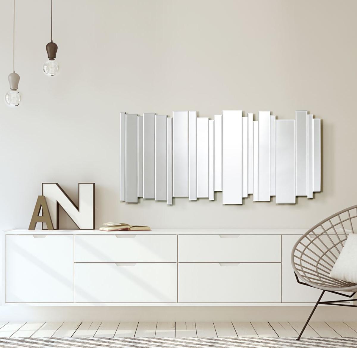 Casa Padrino Luxus Wandspiegel 70 X H 150 Cm Designer Spiegel