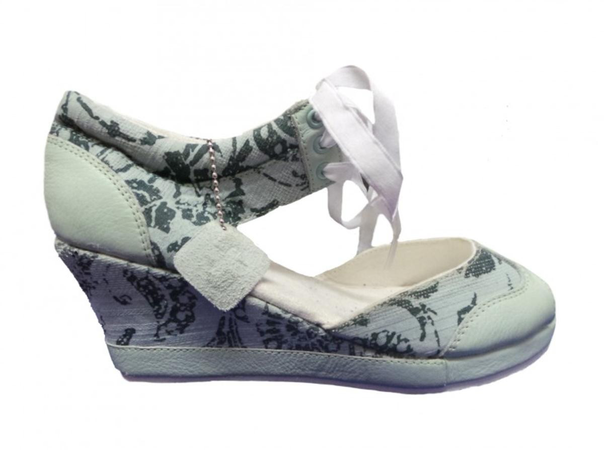 Etnies Damen Schuhe Phoebe Light Grün