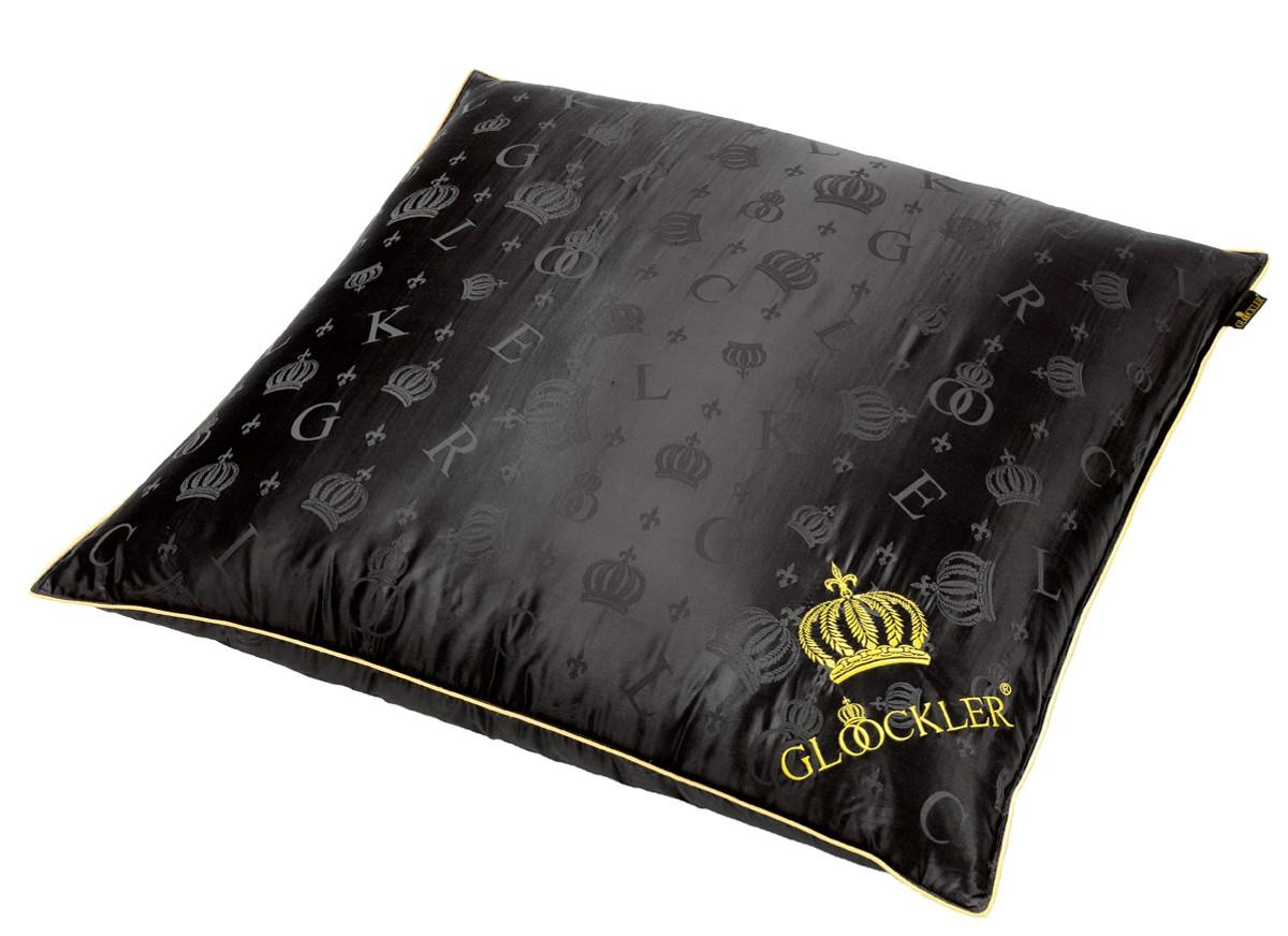 harald gl ckler designer seiden luxus bettw sche schwarz. Black Bedroom Furniture Sets. Home Design Ideas