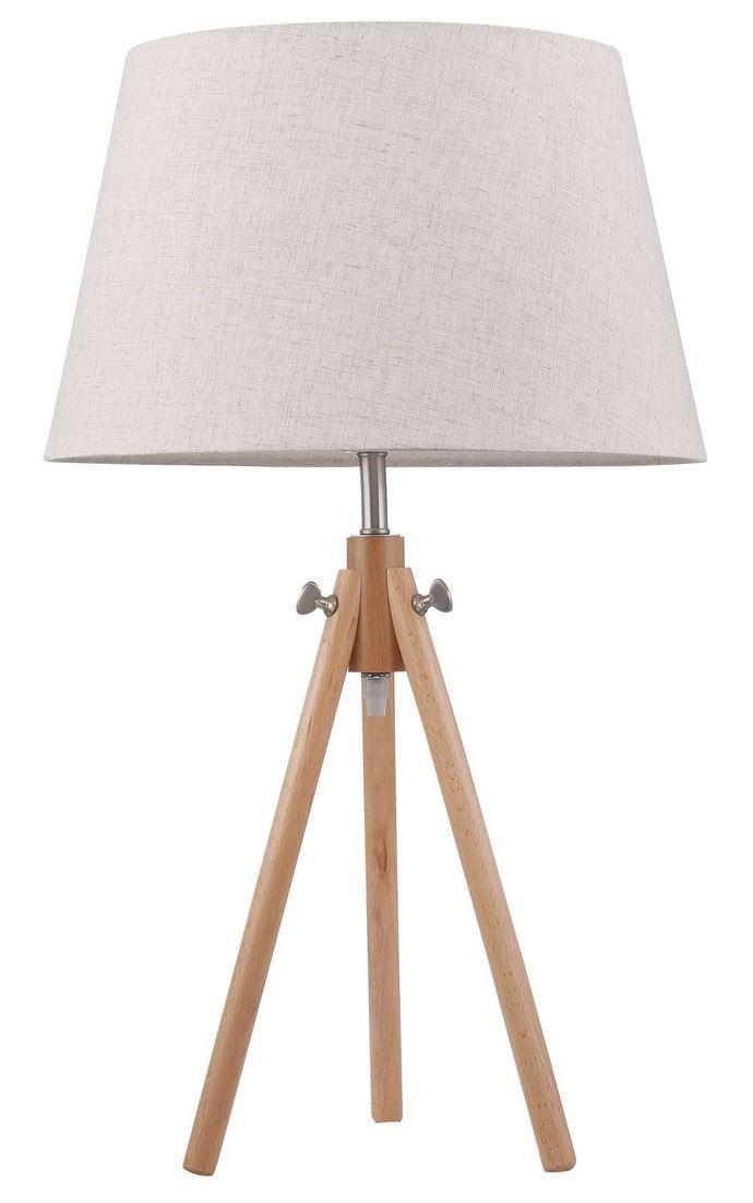 Faszinierend Moderne Tischlampen Das Beste Von Casa Padrino Tischleuchte Braun / Beige Ø