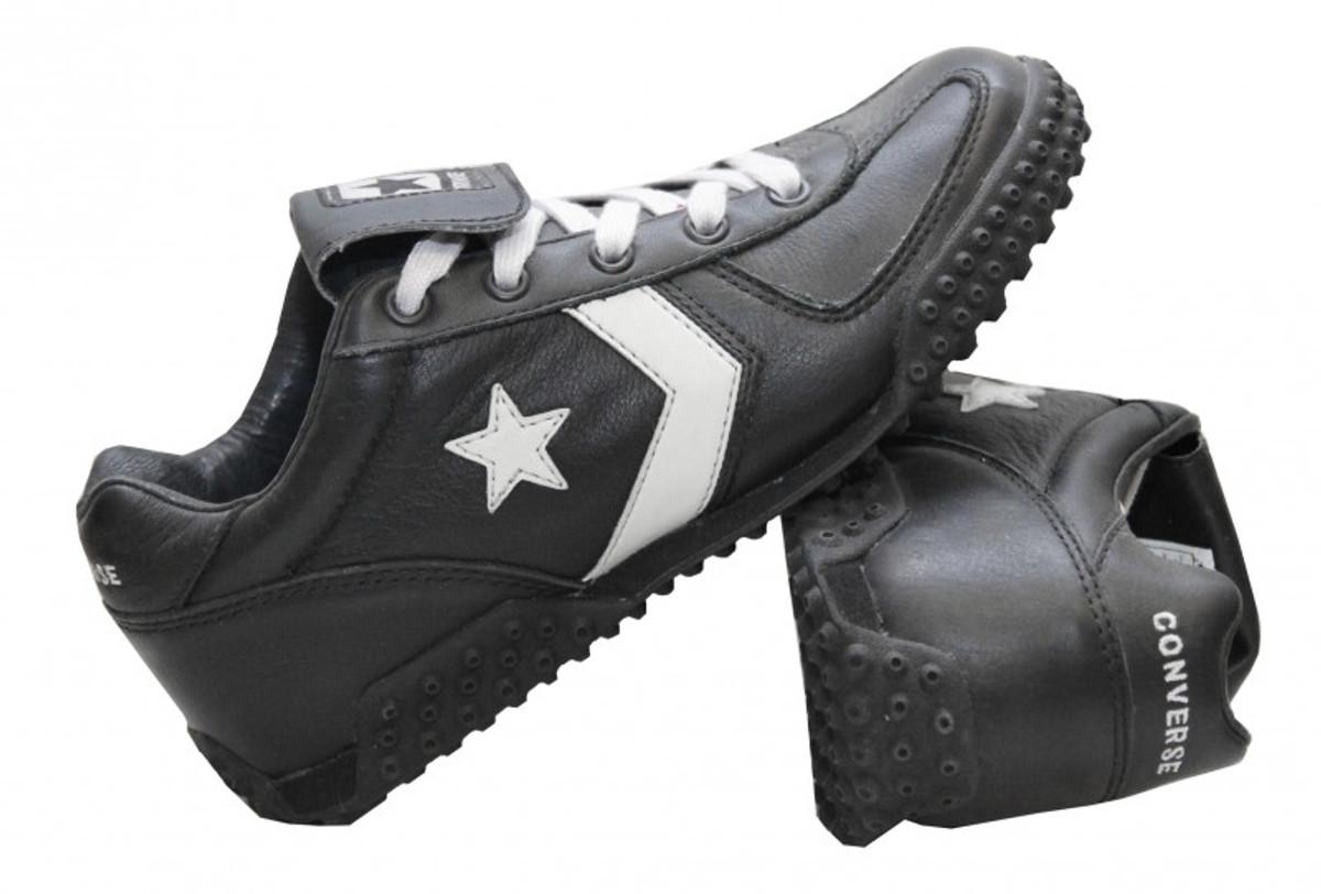 Converse Skateboard Schuhe Stadium Star schwarz  Weiß Turnschuhe schuhe
