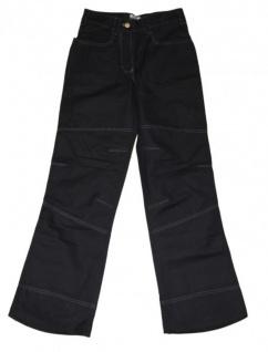 Overdose Skateboard Hose Pants Black