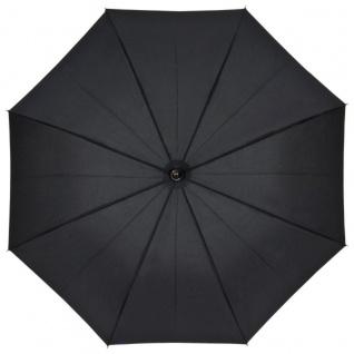 Klassischer Jean Paul Gaultier Designer Luxus Regenschirm mit Lederoptik Griff - Made in Paris - Vorschau 2