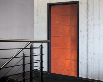 Tür 2.0 XXL Wallpaper für Türen 20012 Schott - selbstklebend- Blickfang für Ihr zu Hause - Tür Aufkleber Tapete Fototapete FotoTür 2.0 XXL Vintage Antik Stil Retro Wallpaper Fototapete - Vorschau 2