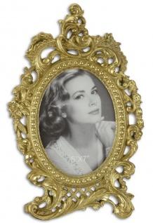 Casa Padrino Barock Bilderrahmen Gold 20, 5 x H. 33, 4 cm - Barock Deko Accessoires